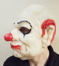 Маска Белого Клоуна