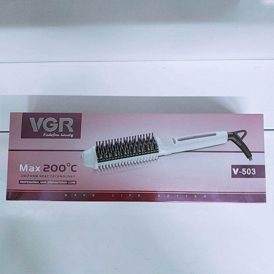 Расческа-выпрямитель VGR V503