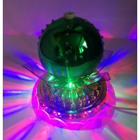 LED-светильник Лотос с шаром, 14 см (4)