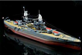 Сборная модель США линкор Аризона линкор модель корабля 1:700