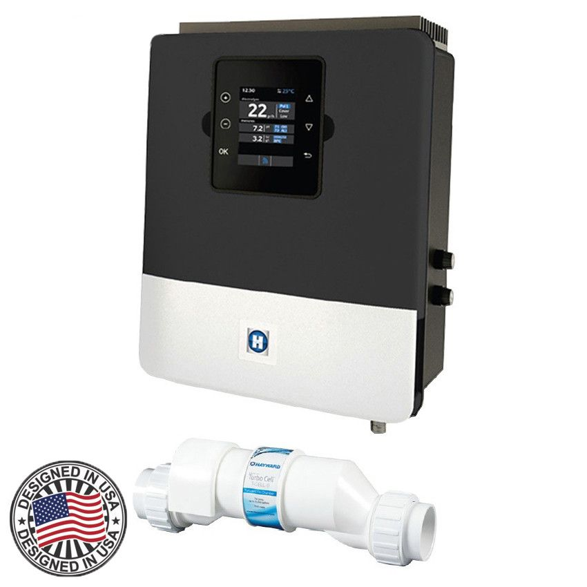 Хлоргенератор Hayward AquaRite LT T-CELL-15 на 28 г/