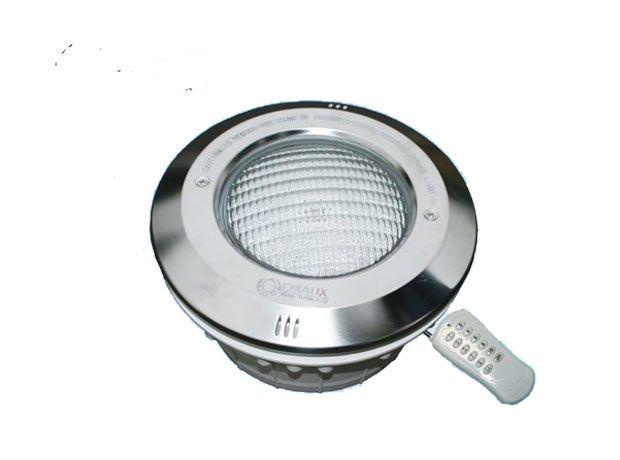 Прожектор LED-NP300S с рамкой из нержавеющей стали (16Вт/12В) универсальный