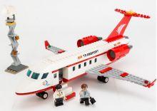 Конструктор частный самолет Lego реплика 334 деталей