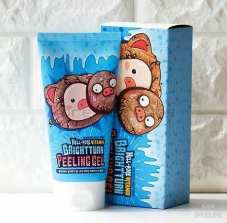Elizavecca Milky Piggy hell-pore  vitamin peeling  gel