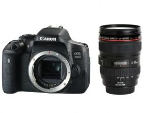 Canon EOS 750D Kit 24-105mm f/4L IS USM