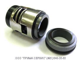 Торцевое уплотнение TPE 25-90/2 A-O-A-GQQE