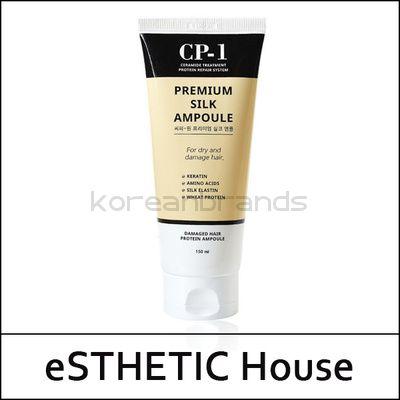 Esthetic House CP-1 Ceramide Treatment Protein Repair System Premium Silk Ampoule