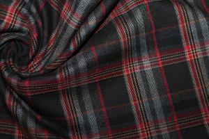 Костюмная ткань VT-10253/D10/brown/grey