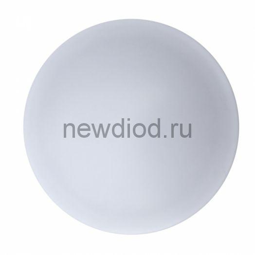 Светильник сд СПБ-РОНДО 24Вт 230В 4000К 1920лм 330мм белый IN HOME