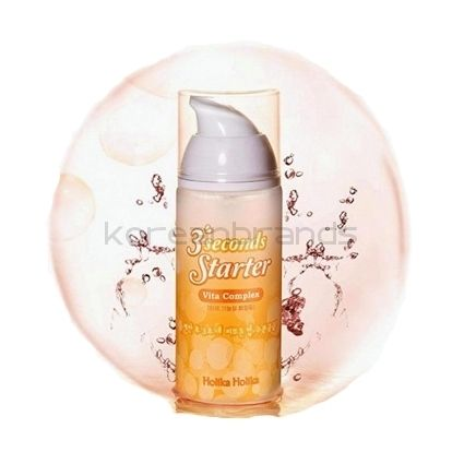 Holika Holika 3 Seconds Starter Vita Complex