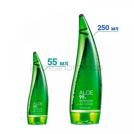 Holika Holika Aloe Soothing Gel, 250 ml