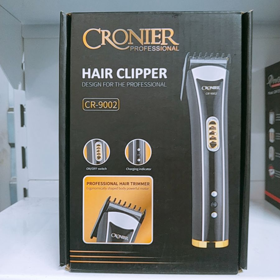 Машинка для стрижки профессиональная  Cronier CR 9002