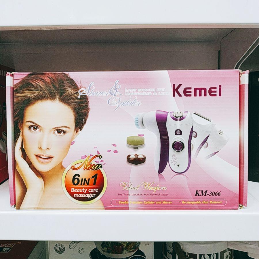 Эпилятор 6 в 1 Kemei KM-3066