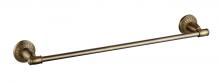 Держатель для полотенец  60 см Savol S-606624C.бронза