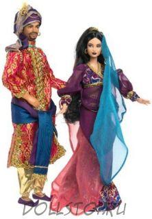 Коллекционный Гифсет кукла Барби и Кен - Сказки Арабских ночей - Tales of the Arabian Nights Giftset