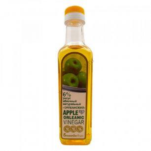 Уксус 6% яблочный Орлеанский, 250 мл