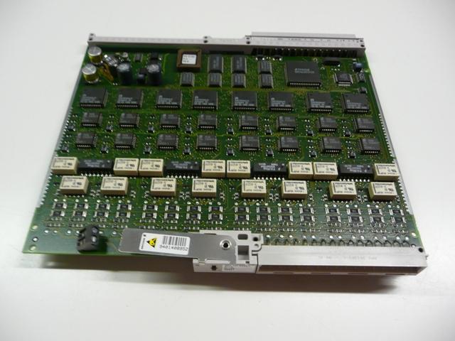 Плата 16 аналоговых абонента ELU29