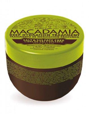 Маска для нормальных и поврежденных волос  MACADAMIA Kativa, 250 гр.