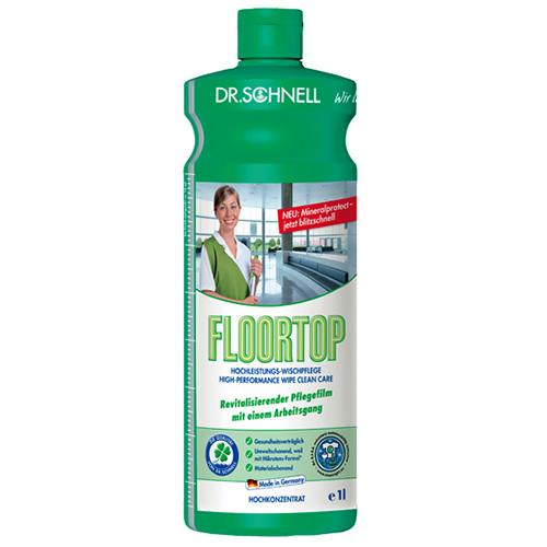 DR.SCHNELL FLOORTOP (Флортоп) для мытья любых полов, 1 л