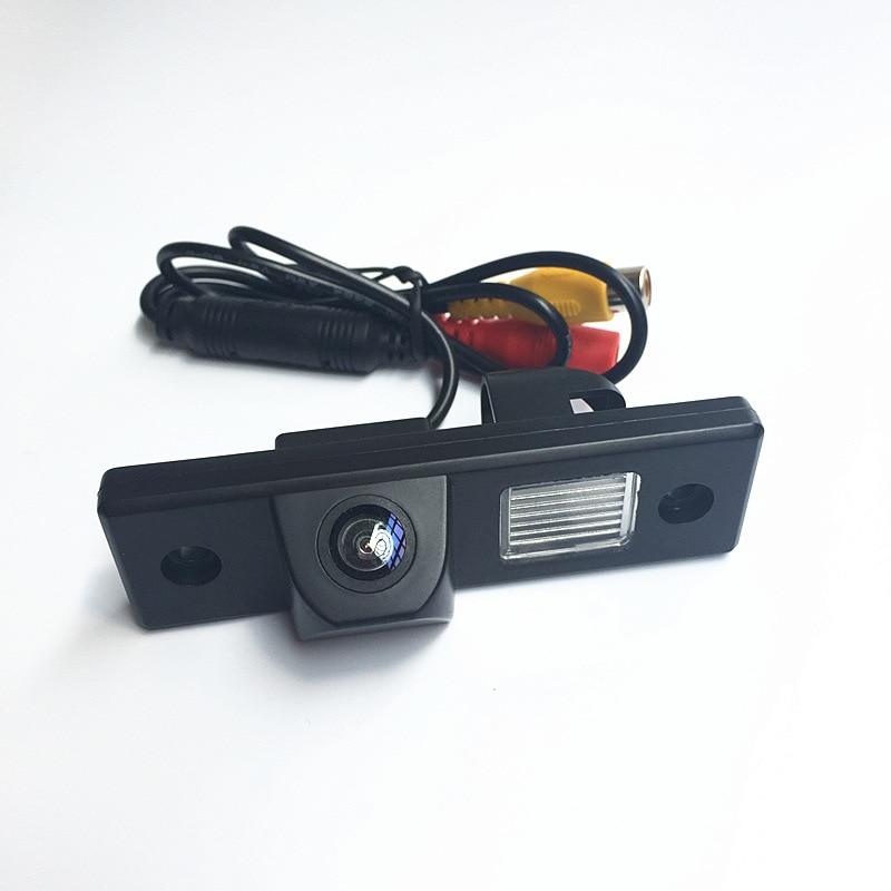 Камера заднего вида Опель Астра G