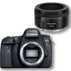 Canon EOS 6D Mark II Kit 50mm f/1.8