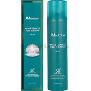 JMSOLUTION MARINE LUMINOUS PEARL SUN SPRAY