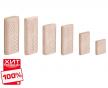 Шип - Дюбель Festool D5x30 DOMINO, комплект Бук/5x30/300 в SB-упаковке 494938 ХИТ!