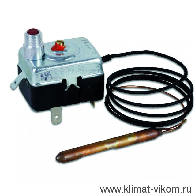 Термостат аварийный, позолоч.кон. для TLO R15 арт.0020027573