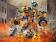 Конструктор PRCK Super Heroes Бой с Расплавленным Человеком 64020 (Аналог LEGO Super Heroes 76128) 322 дет