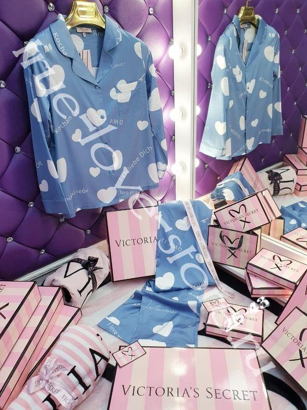 2 - 226718 - пижамка двойка Victoria's Secret