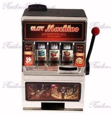 """Игровой автомат мини TM001 Однорукий бандит """"Duke"""""""