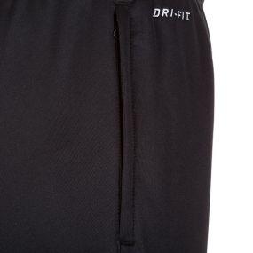 Штаны Nike Academy 16 тренировочные зауженные чёрные