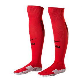 Футбольные гетры Nike Spartak Moscow Stadium Socks Home/Away красные