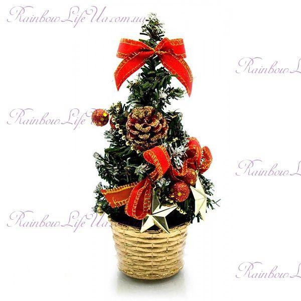 Новогодняя декоративная ёлка