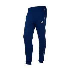Брюки тренировочные adidas Core 18 тёмно-синие