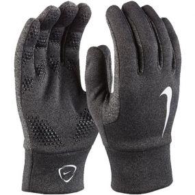 Перчатки Nike Hyperwarm Fieldplayer серые