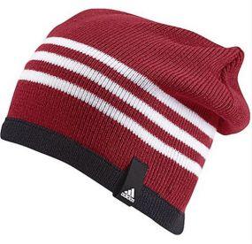 Шапка adidas Tiro 15 Beanie красная