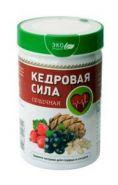 """Продукт белково-витаминный """"Кедровая сила - Сердечная"""". Порошок 237 г"""