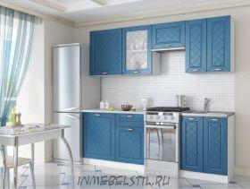 """Кухня """"Ромб 2,2"""" МДФ"""