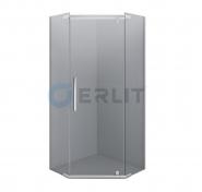 Душевое ограждение Erlit ER10110V-C4 100x100