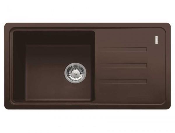 Врезная кухонная мойка FRANKE BSG 611-78 78х43.5см искусственный гранит 114.0391