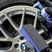 Нанесение кварцевого покрытия для резины Gyeon Q2 Tire