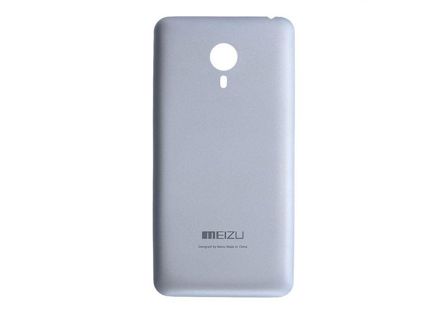Задняя крышка Meizu MX4 Pro (grey) Оригинал