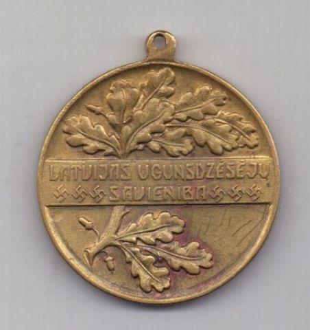 медаль 1931 года Латвия