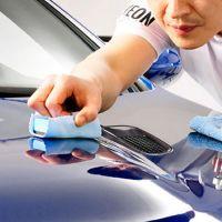 Нанесение кварцевого покрытия кузова авто Gyeon Q2 One