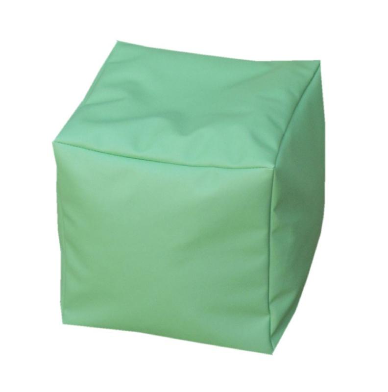 Пуфик-кубик бескаркасный (винилискожа)