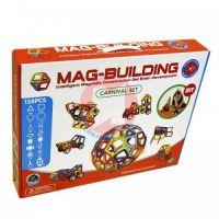 Конструктор MAG-BUILDING 138 деталей