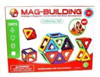 Конструктор Mag-Building 20 деталей