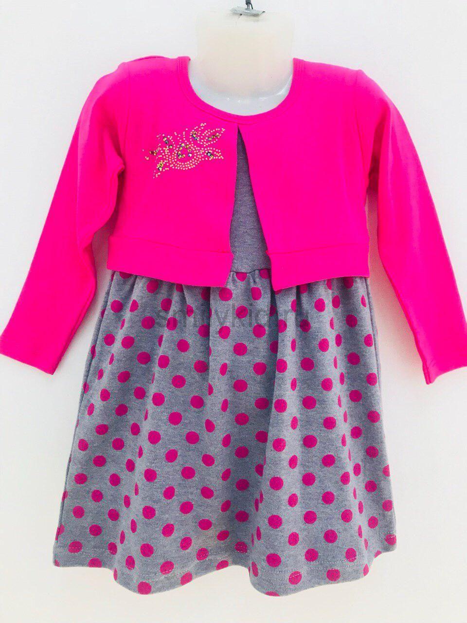 Детское платье оптом | 5шт