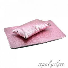 Подушка подставка с подложкой для маникюра